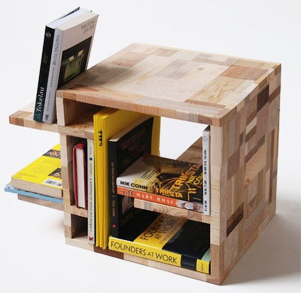 cubo diseño amy hunting patchwork