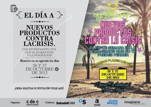 cartel el dia a club de creativos