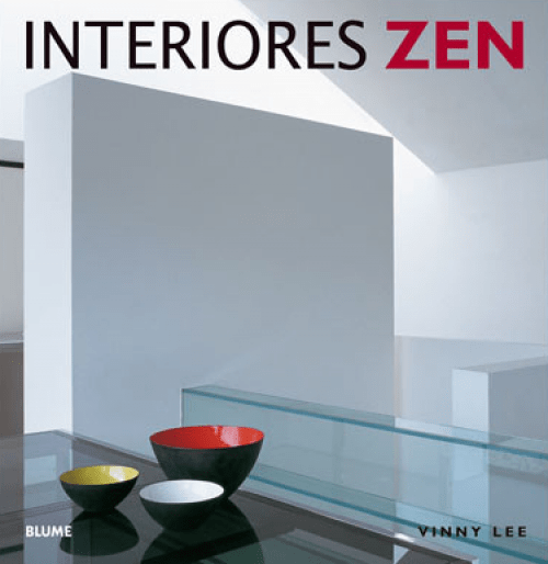 interiores zen libro very nice books
