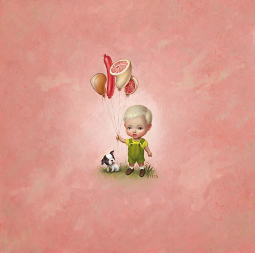 balloon boy mark ryden