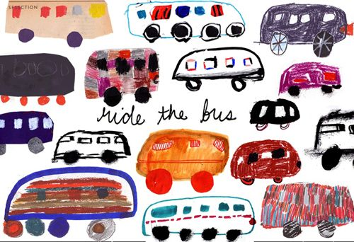 ride the bus hunt