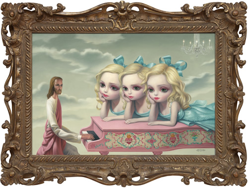 the piano player mark ryden
