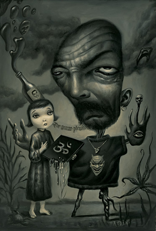 uncle black mark ryden