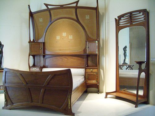 modernismo y art nouveau moove magazine. Black Bedroom Furniture Sets. Home Design Ideas