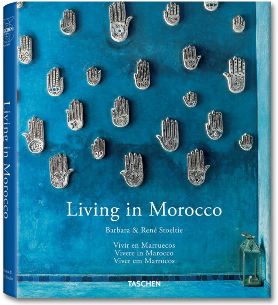 libro living in morocco diseño decoracion inspiracion marruecos very nice books