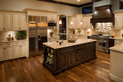 Oakley Home Builders   traditional   kitchen   chicago   by Oakley Home Builders