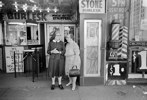 Bill Rauhauser, Detroit street photographer 4