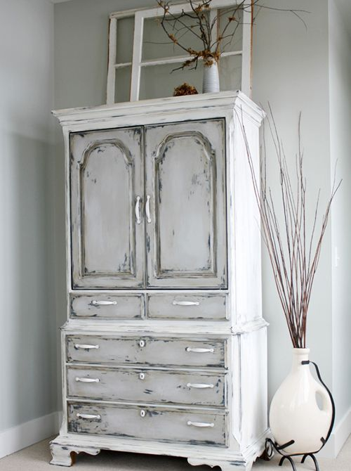 mueble comoda decoracion diy pintura chalk paint