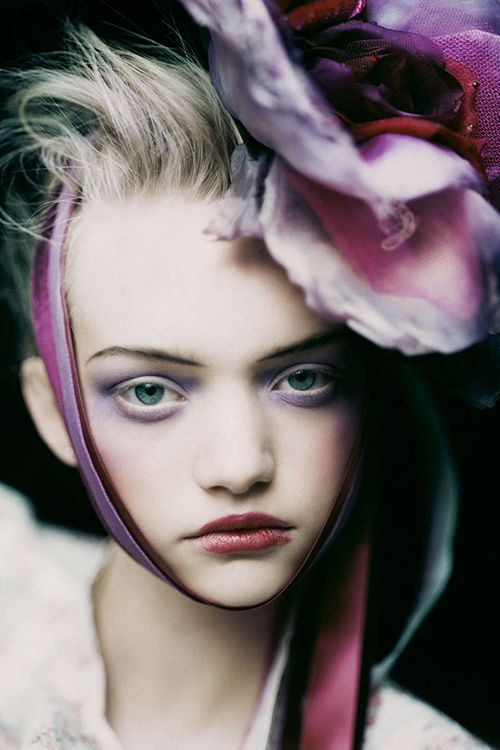 paolo roversi fotografai exposicion vogue like a painting museo thyssen madrid