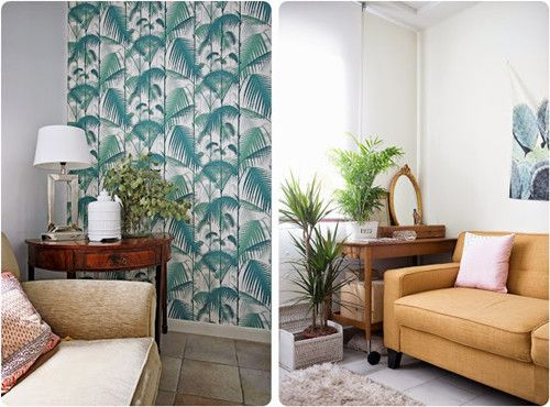 decoración tropical 4