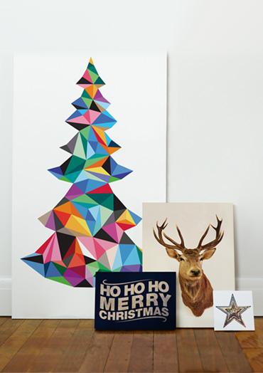 Elige un árbol diferente y original para estas Navidades
