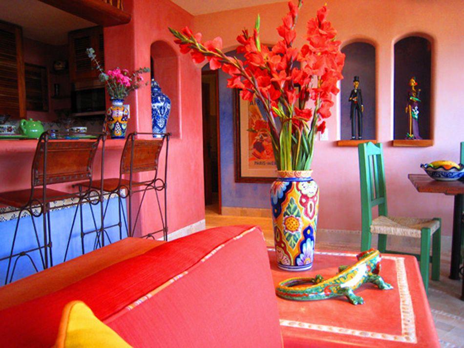 Decoraci n mexicana tradici n y color en tu casa moove for Decoracion colonial mexicana