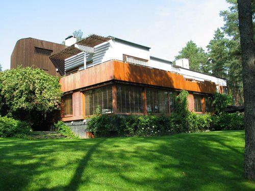 villa mairea avar aalto arquitectura nordica