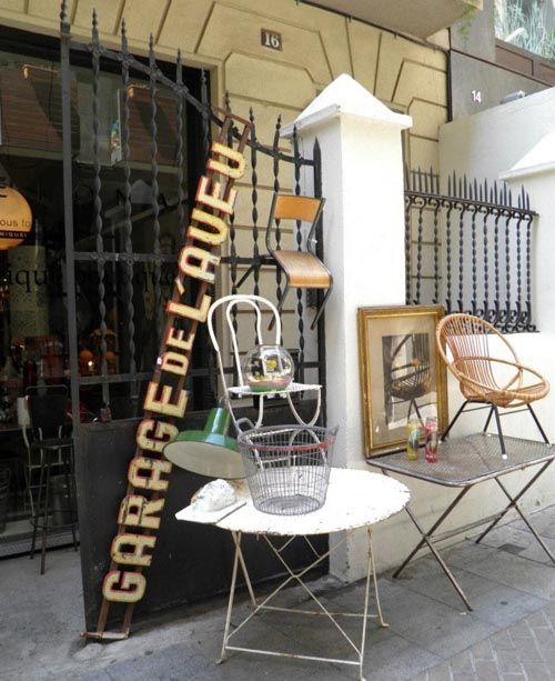tienda calle seneca carrer seneca barcelona
