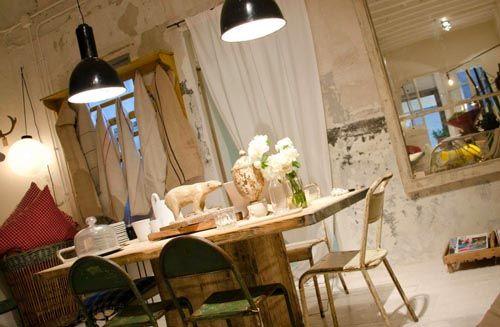 tienda calle seneca carrer seneca bacelona