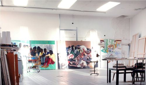 estudio jose aja open studio