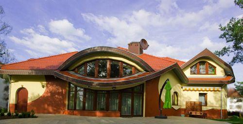 exterior casa swing house polonia