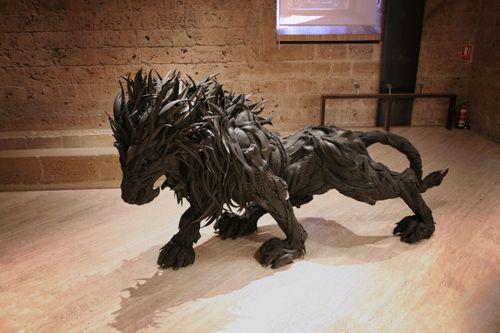 lion artista yonh ho ji
