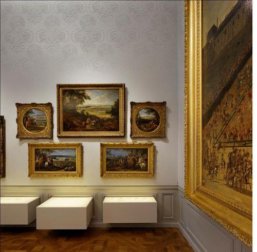 Apertura de la Galería de la Historia del Palacio de Versalles