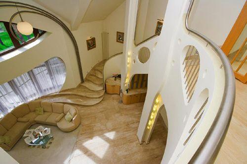 interior casa swing house polonia