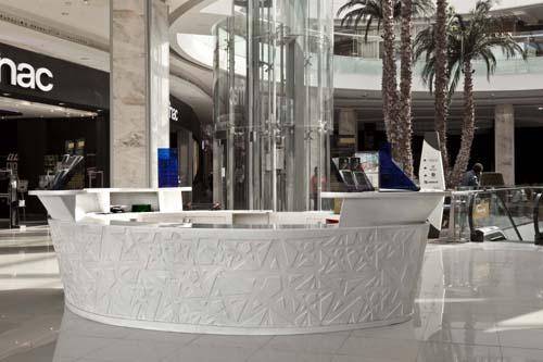 centro comercial lujo morocco mall casablanca