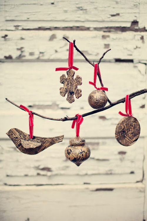 adornos navidad formas
