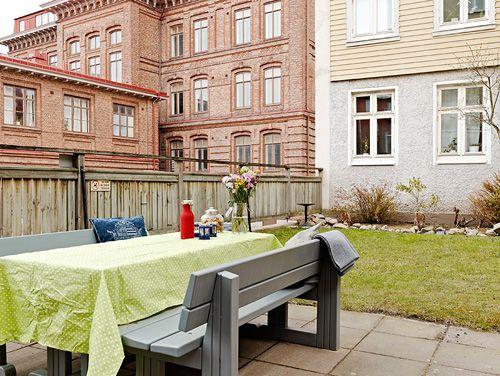 exterior casa nordica estocolmo suecia
