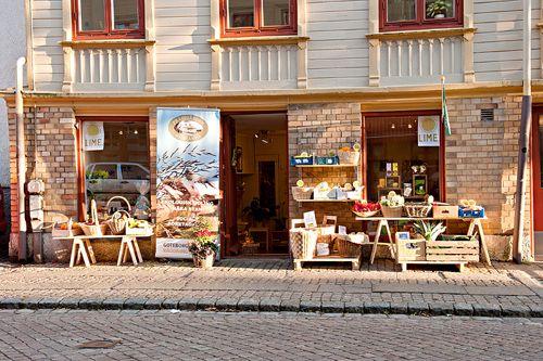 fachada casa nordica estocolmo suecia