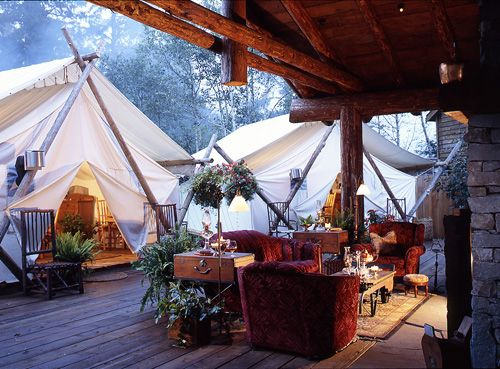 glamping clayoquot wilderness resort canada