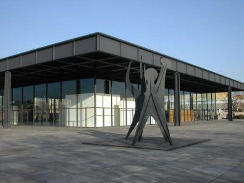galeria nacional berlin mies van der rohe