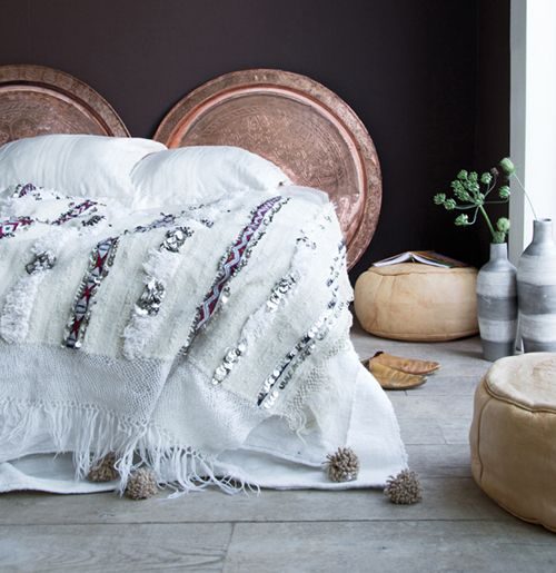 dormitorio marroqui handira