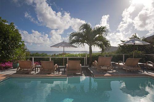 piscina hotel lujo le toiny