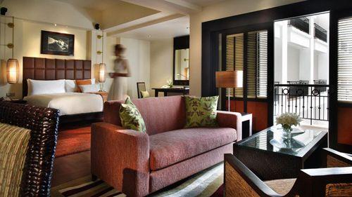 habitacion hotel lujo intercontinental hanoi westlake