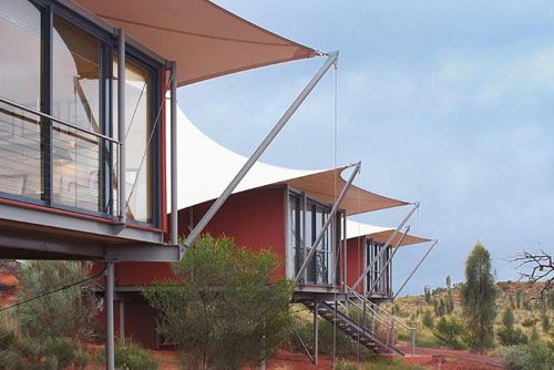 hotel lujo australiano longitude 131
