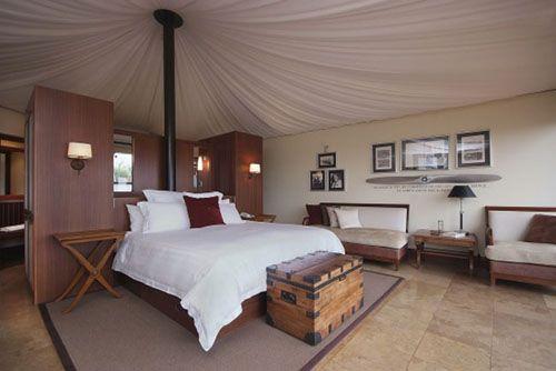 dormitorio hotel lujo australia longitude 131