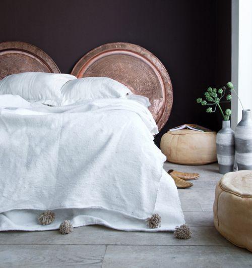 habitacion marroqui handira blanca