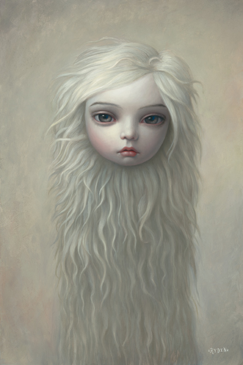fur girl mark ryden