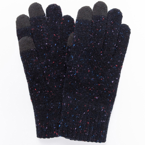 guantes pantallas tactiles moteados