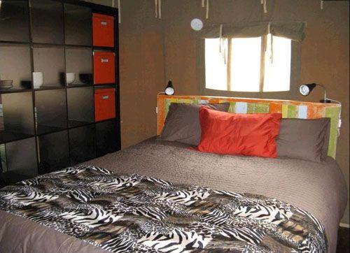 interior habitacion casa africana