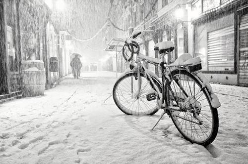 invierno nieve