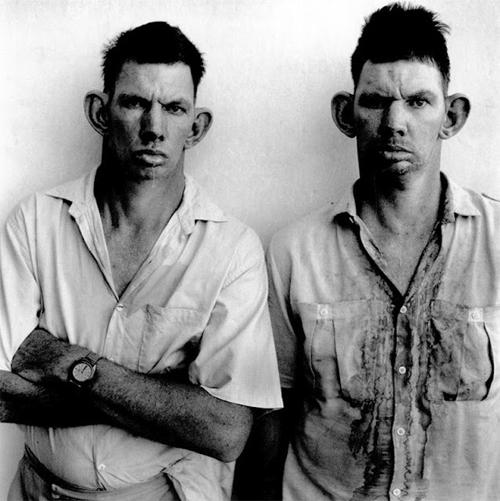 diane arbus gemelos