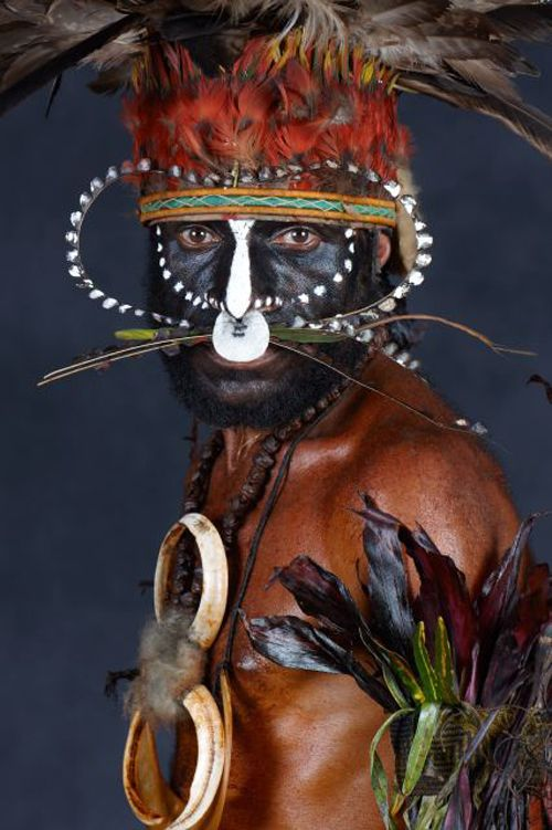 papua nueva guinea isabel muñoz