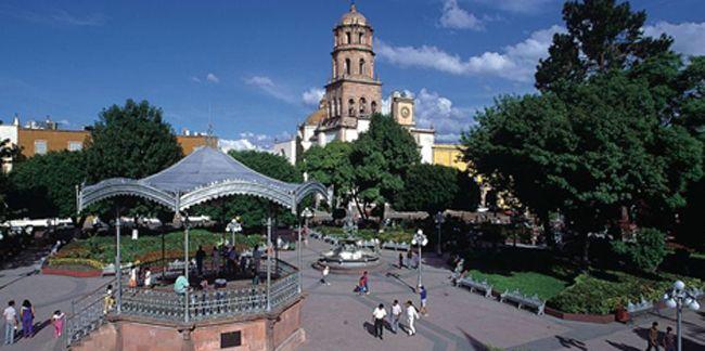Destinos turísticos diferentes: Querétaro en México
