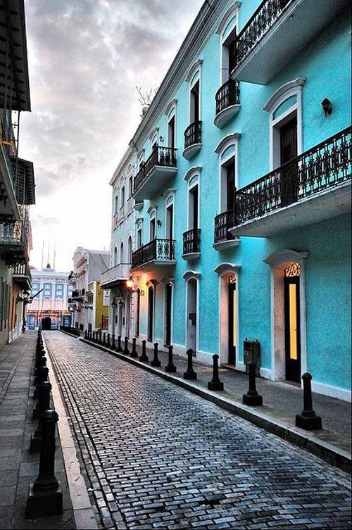 casas azules san juan puerto rico