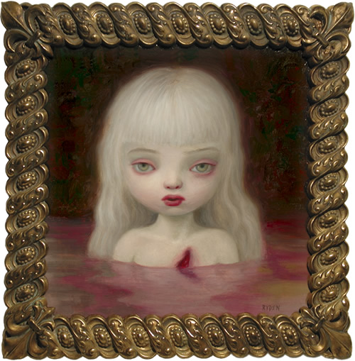 wound mark ryden