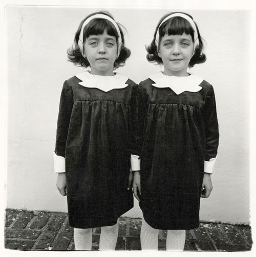 fotogradfia gemelas diane arbus