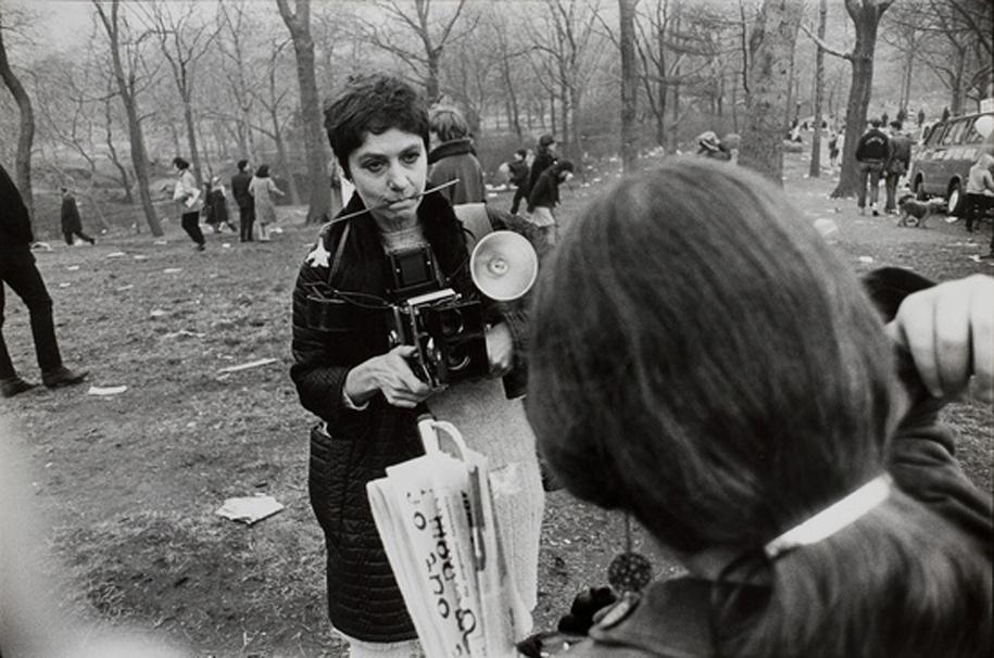 Diane Arbus, influencia en la fotografía moderna
