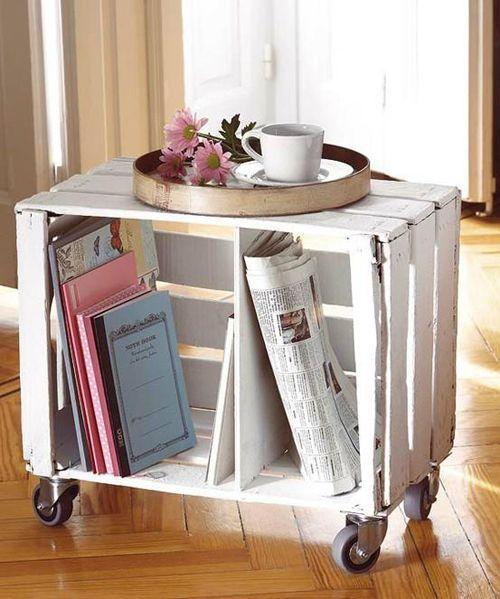 mesa auxiliar caja fruta es.paperblog.com