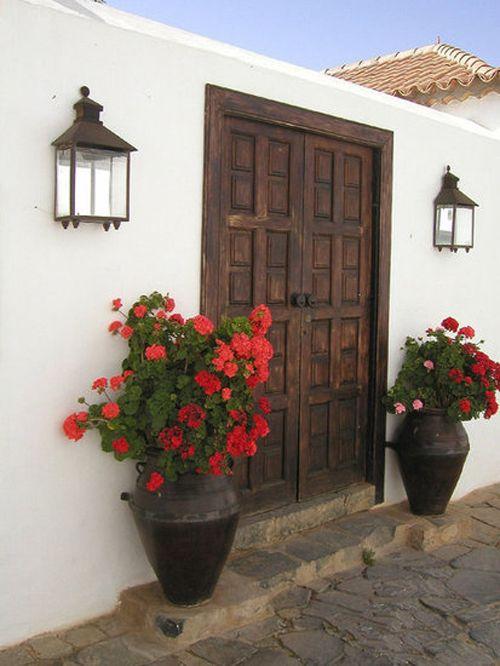puerta flores casasugar.com