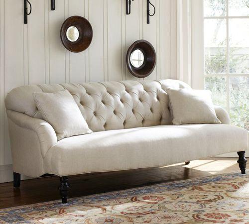 clara apartment sofa pottery barn